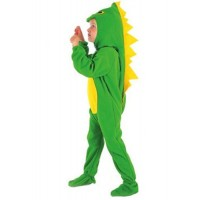 Economy Dinosaur Fancy Dress Costume