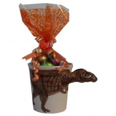 Giganotosaurus Mug with Chocolate Mini Eggs