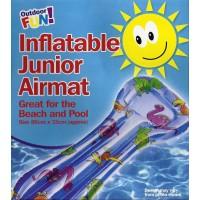 Inflatable Junior Air Mat/Lilo - Dinosaur