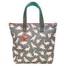 Dinosaur Origami Tote Bag