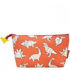 Dinosaur Origami MakeUp Bag
