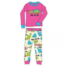 PINK Dinosaur Pyjamas
