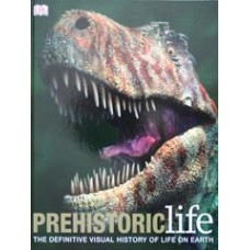 PREHISTORIC LIFE - Reference Book