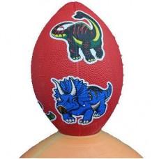 Dinosaur 25cm Rugby Ball
