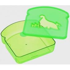 Dinosaur Sandwich Box and Cutter Set