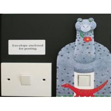 Apatosaurus Light Switch Cover