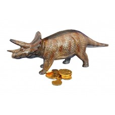 Triceratops Money Box
