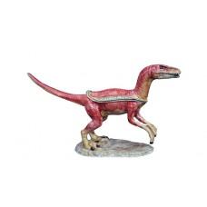 Velociraptor Jewelled Trinket Box