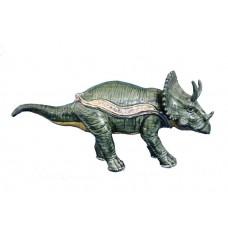 Triceratops Jewelled Trinket Box