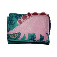 Ladies Stegosaurus Wallet